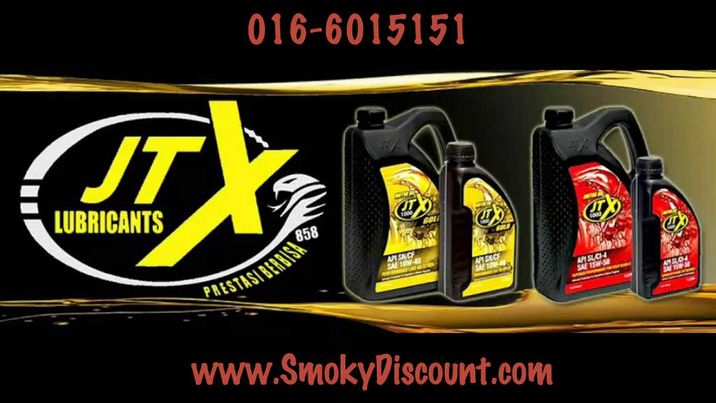 JTX 1000 Engine Oil